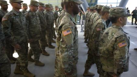 Legisladores de California piden retirar la Guardia Nacional de la frontera