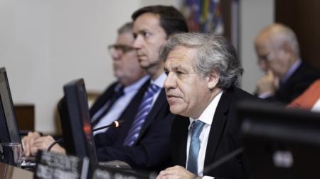 """OEA urge a EE.UU. a reunir a las familias inmigrantes """"lo más rápido posible"""""""