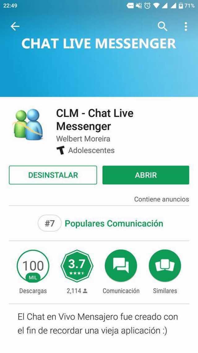 El lado oscuro del regreso de MSN Messenger
