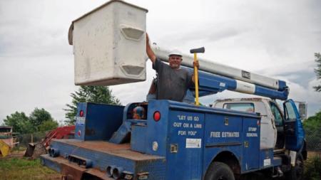 """Almanza's Tree Service & Landscaping: """"Un negocio de servicio completo"""""""