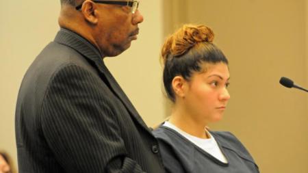 Sonja Hernández sentenciada entre 4 y 10 años de prisión