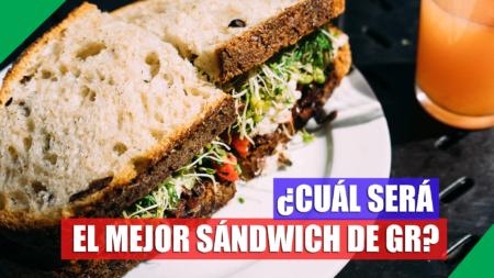 En busca del mejor sándwich de GR