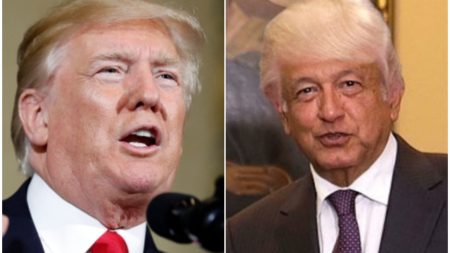"""Trump apoda """"Juan Trump"""" a López Obrador, según exfuncionario Mark Feierstein"""