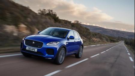 Jaguar apuesta mucho con el nuevo E-Pace.