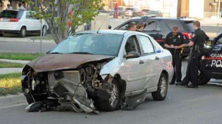 Aumentan accidentes en las intersecciones