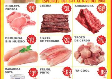 ESPECIALES DE SUPER MERCADO SIN FRONTERAS