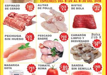 ESPECIALES DE SIN FRONTERAS DE ESTA SEMANA