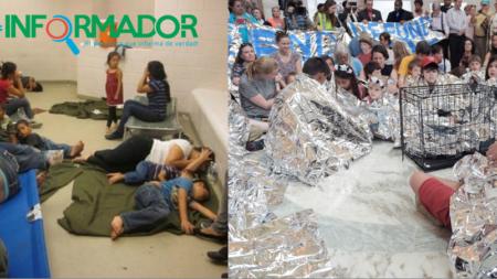 Autoridades mantienen detención de familias inmigrantes en frontera de Texas