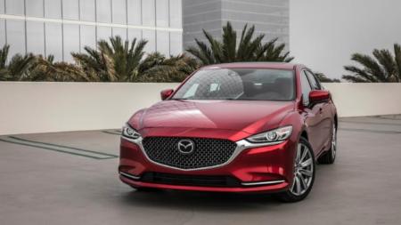 Mazda 6. Por el placer de la manejada.