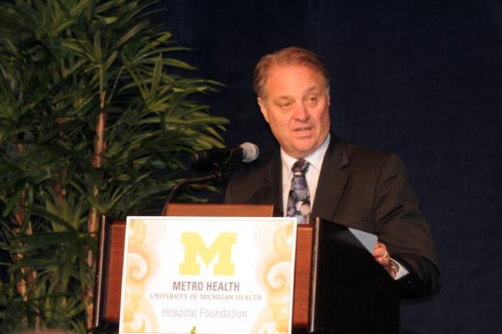 """Dr  Peter Hahn: """"Nuevo presidente de Metro Health"""