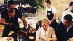 ¿Cuántos meses debe trabajar un venezolano para pagar la cena del presidente Maduro en Turquía?