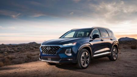 Presentado el completamente nuevo Hyundai Santa Fe.