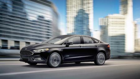 Ford, Fusion Energi, sintiendo el paso del tiempo.