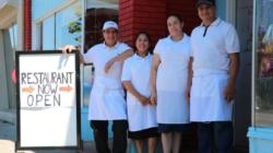 Restaurant Ebenezer: Deliciosa comida guatemalteca