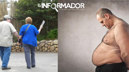 """Aumentan a siete los estados con """"alta"""" obesidad adulta en el país"""