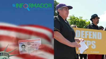 Inmigrantes piden a la Justicia que suspenda la cancelación del TPS