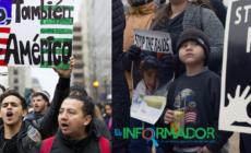 Marcha de 80 kilómetros en Illinois aboga por menores inmigrantes detenidos