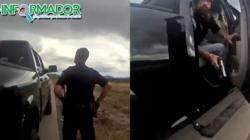 Policías de Colorado matan a un hombre que sacó un arma tras ser detenido en una carretera
