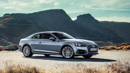 Audi A5 estrena su segunda generación.