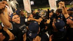 Sultanes de Monterrey es Campeón de la Liga Mexicana de Beisbol