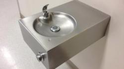 Senadores instan a proteger a estudiantes del plomo en el agua potable