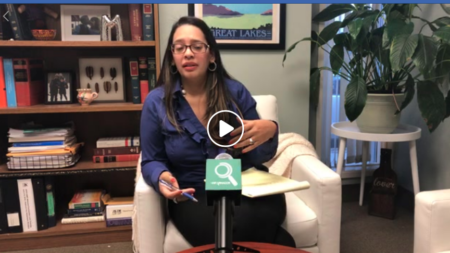 La Abogada Raquel Guzman de Avanti Law Group, PLLC