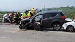 Muere mujer en fatal accidente automovilístico en Lake Michigan Drive