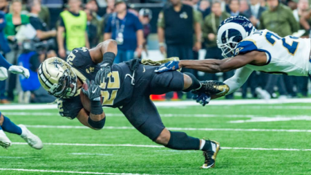 Se acabaron los invictos en la semana 9 de la NFL