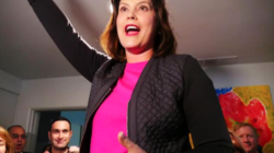 Whitmer nueva gobernadora en Michigan