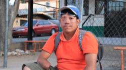 Centroamericano tras el sueño americano