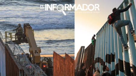 Migrantes centroamericanos comienzan a concentrarse a las puertas de EE.UU.