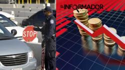 Cierre de puertos fronterizos deja pérdidas millonarias al sur de California