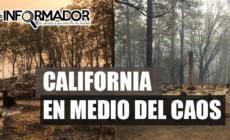 La cifra de desaparecidos en California fluctúa a diario en medio del caos