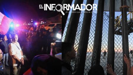 Surgen tensiones entre vecinos de Tijuana y migrantes centroamericanos