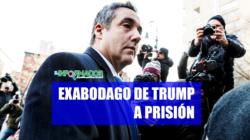 Condenan a Exabogado personal de Trump