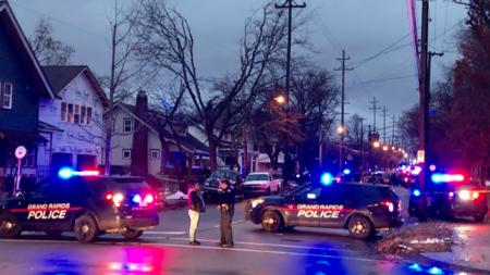 Identifican sospechoso de tiroteo en Fuller Avenue SE