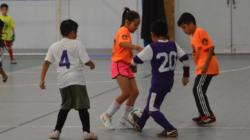 Los beneficios del fútbol en los niños.