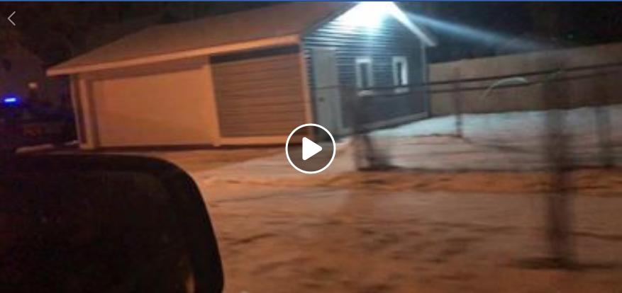 Se reporta una gran presencia de policías en la calle Sutton en la ciudad de Grand Rapids, MI.