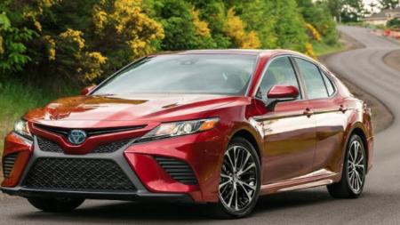 Toyota Camry: seguro, confiable y potente con su motor en V-6.