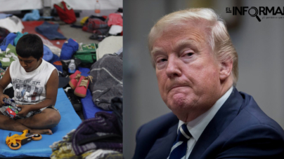 Trump culpa a los demócratas de muertes de dos niños detenidos en frontera