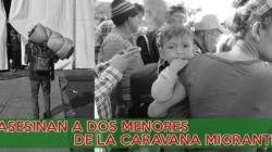 Asesinan a dos menores de la Caravana Migrante en Tijuana