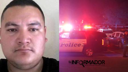 Arrestan al indocumentado sospechoso de asesinar a policía en California
