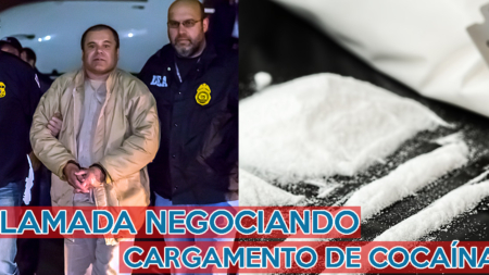 VIDEO: Escucha a el 'Chapo' negociando cocaína colombiana
