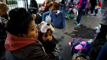 EEUU anuncia que devolverá a solicitantes de asilo a México