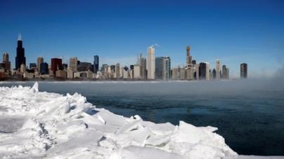 La ola de frío extremo causa 11 muertes y afecta a 210 millones en EE.UU