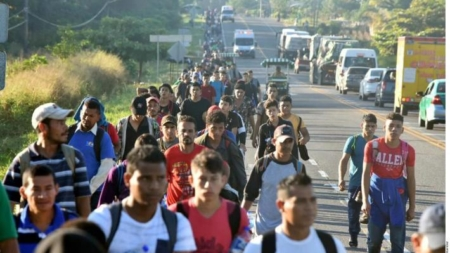 Rechaza México decisión de EU de devolver migrantes