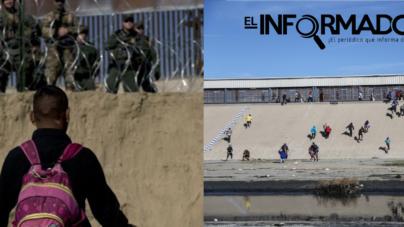 Cerca de 400 inmigrantes murieron al intentar cruzar frontera de EEUU en 2018