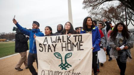 """Congresistas hispanos protegerán a """"soñadores"""" y TPS como máxima prioridad"""