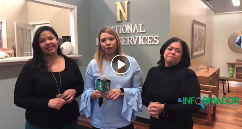 National Multi Services Listos para ayudarte en esta temporada de impuestos