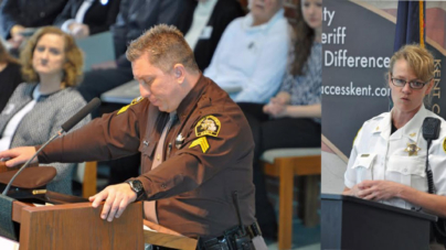 Sheriff del Condado de Kent no cooperará más con ICE
